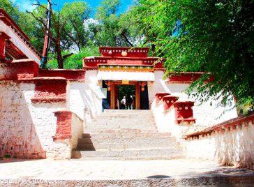 Chùa Sera tại Lhasa