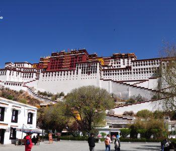 Cung điện Potala - Du lịch Tây Tạng