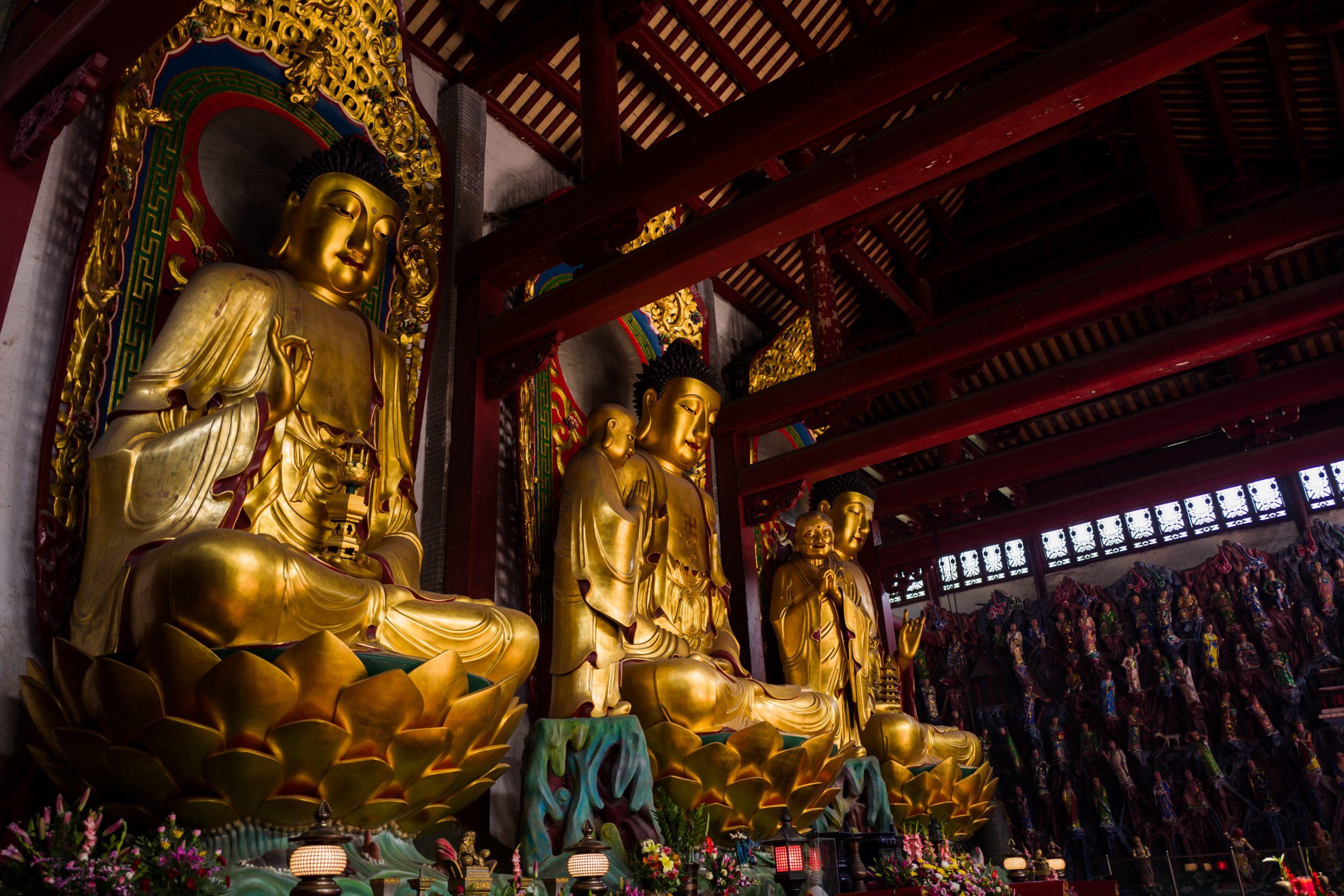Chiêm bái thánh tích Nam Hoa - Du lịch Quảng Châu