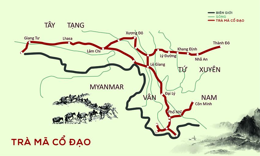 Teahorse-map
